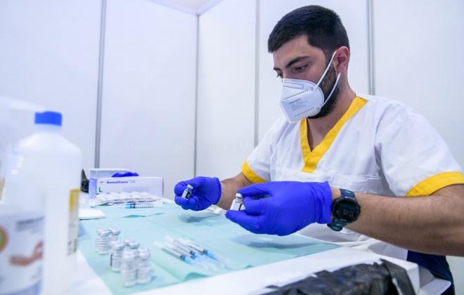 Covid-19: Pessoas acima dos 60 anos vacinadas até à primeira semana de junho