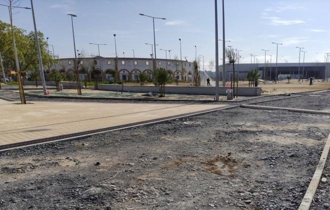 Obras do Parque Urbano de Alcácer do Sal devem estar concluídas em setembro