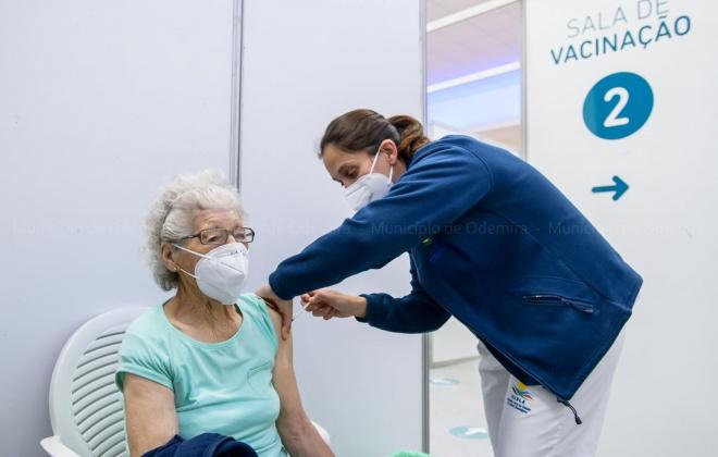 Em Odemira já foram administradas 4.398 vacinas