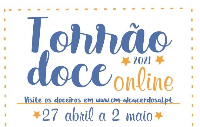 Torrão Doce online decorre a partir de hoje e até 2 de maio