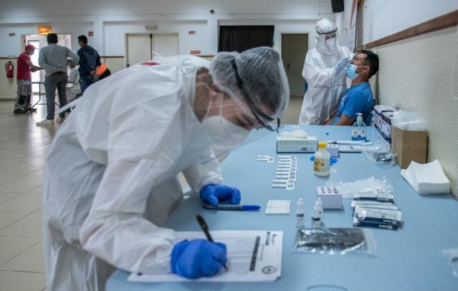 Covid-19: Portugal atingiu recorde de 94 mil testes num dia e total chega aos 10 milhões