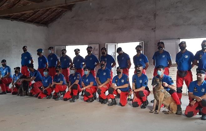 Conheça a SARTEAM Associação Voluntária de Proteção Civil