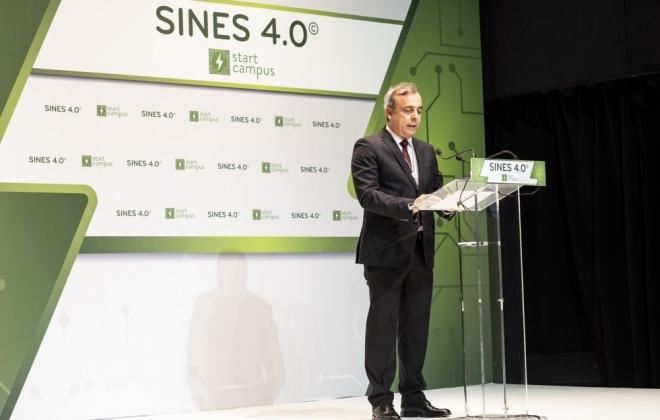 """""""Um projeto de enorme relevância para o futuro de Sines"""" afirmou o presidente da Câmara de Sines"""