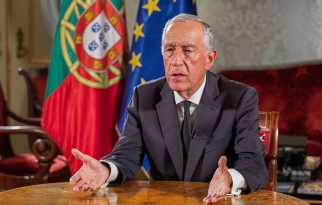 Presidente da República anuncia o fim do estado de emergência