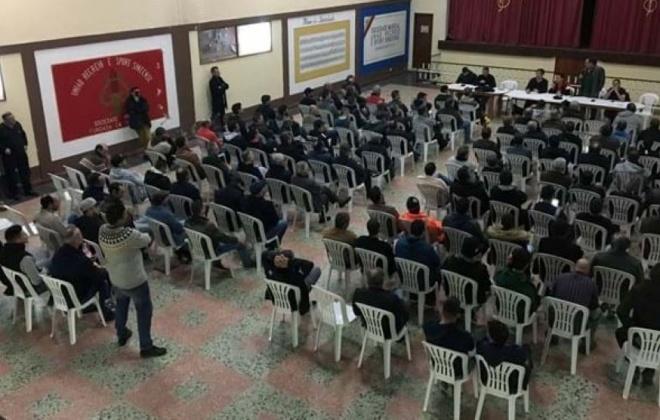 Plenário junta esta noite trabalhadores desempregados em Sines