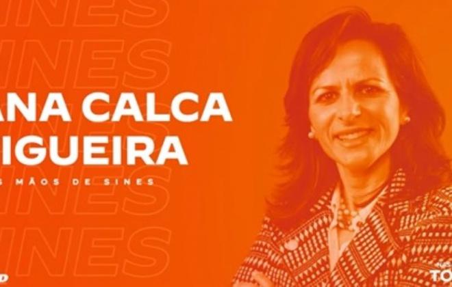 Ana Calca Figueira (PSD) retira candidatura à Câmara Municipal de Sines