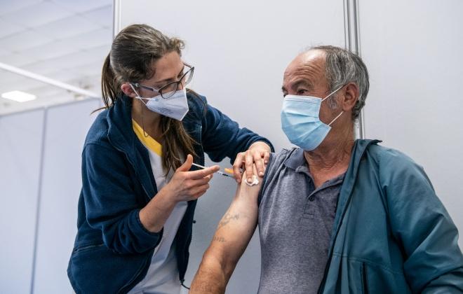 Em Odemira já foram vacinadas 9500 pessoas
