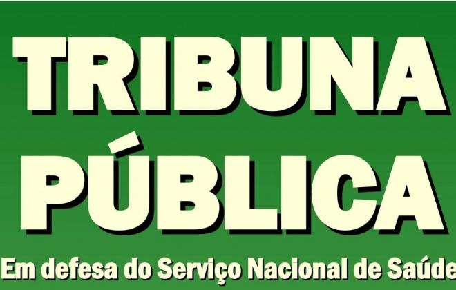 Utentes de Grândola realizam ação de luta em defesa do Serviço Nacional de Saúde