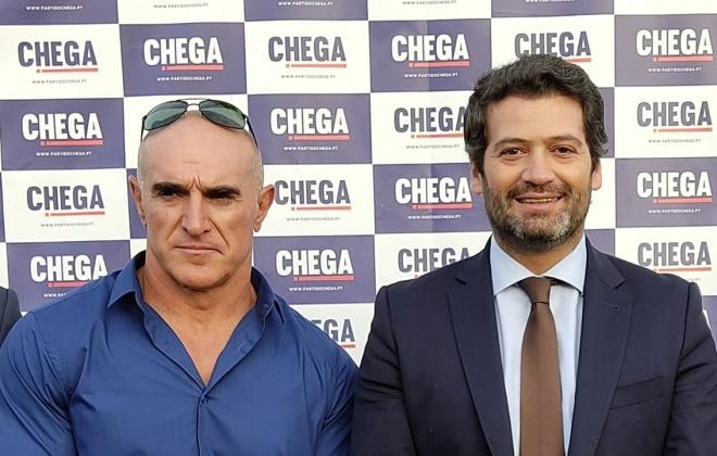 Jorge Maia é o candidato do Chega à C.M. de Sines