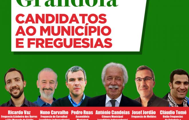 Autárquicas2021: PS anunciou candidatos ao concelho de Grândola