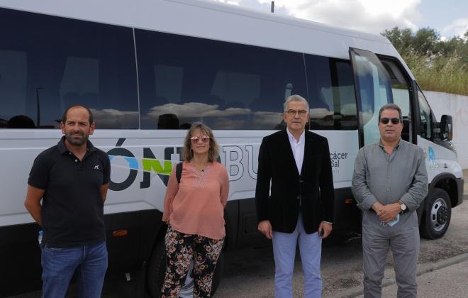 Cidade de Alcácer do Sal conta com transportes urbanos a partir de 1 de junho
