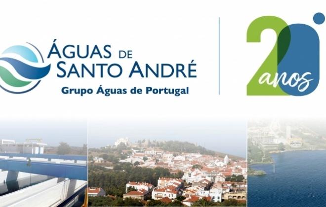Águas de Santo André está a investir 30 milhões de euros