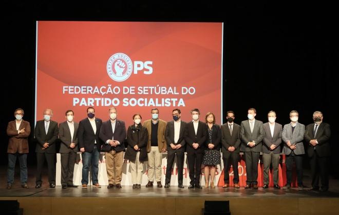 Autárquicas2021: Nuno Mascarenhas é o candidato do PS à Câmara Municipal de Sines