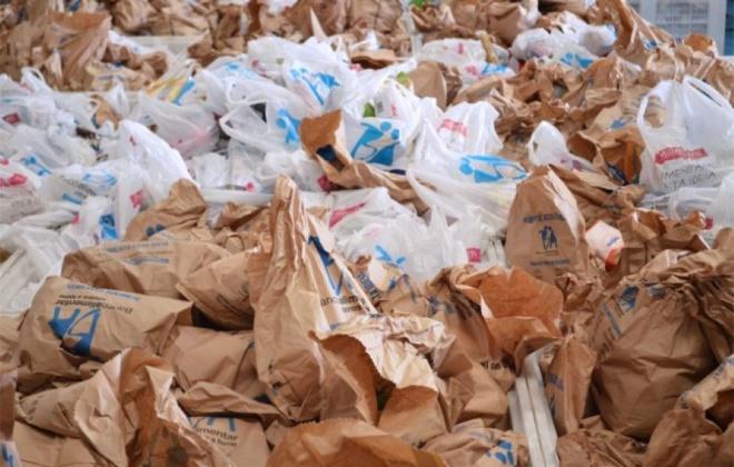 Banco Alimentar recolhe donativos entre 27 de maio e 06 de junho