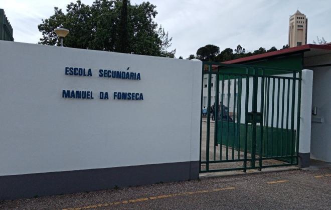 Escola Manuel da Fonseca em Santiago do Cacém é a melhor escola pública do Alentejo