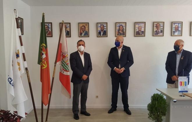Rotary Clube de Sines inaugurou nova sede