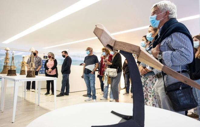 Exposições 'Nos Bosques do Demo' e 'N261' foram inauguradas em Sines