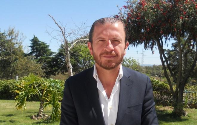 Autárquicas2021: Álvaro Beijinha é o candidato do CDU à Câmara Municipal de Santiago do Cacém