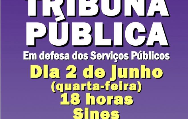 Comissão de Utentes dos Serviços Públicos de Sines realiza hoje uma ação de luta