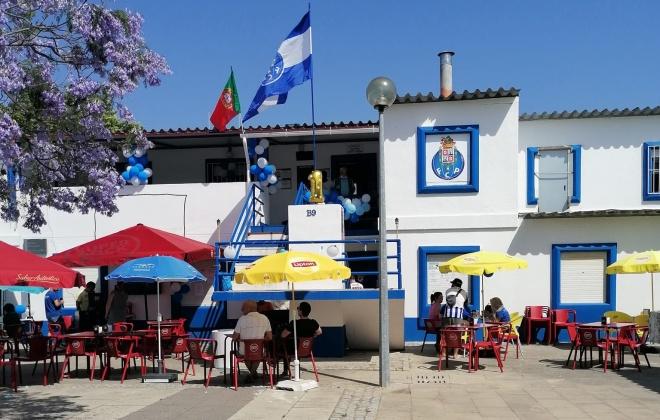 Casa do Futebol Clube do Porto em Vila Nova de Santo André comemorou 1.º aniversário