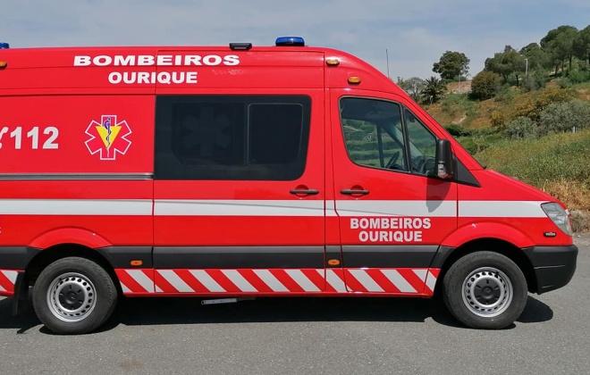 Homem de 53 anos morre em despiste na EN263 em Ourique