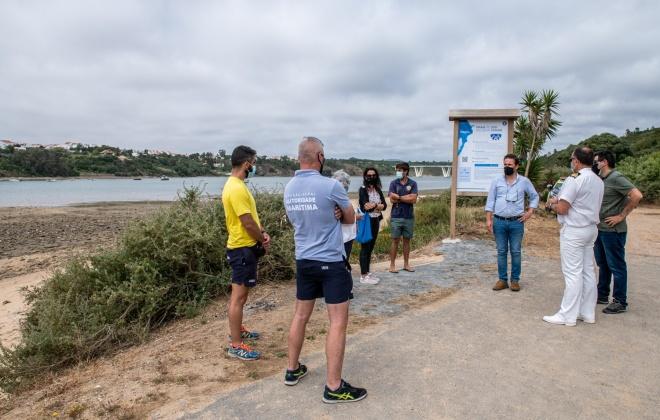 Concelho de Odemira já conta com uma Praia de Uso Balnear Canino