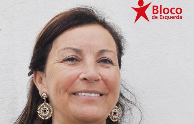Autárquicas2021: Rosa Silva é a candidata do BE à Junta de Freguesia de Santo André