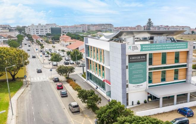 Hospital privado é inaugurado amanhã em Sines