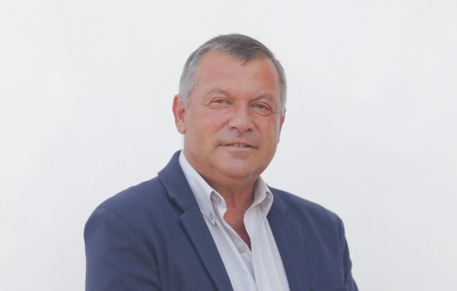 Autárquicas2021: Manuel Farrombão é o candidato da CDU à Junta de Freguesia de São Martinho