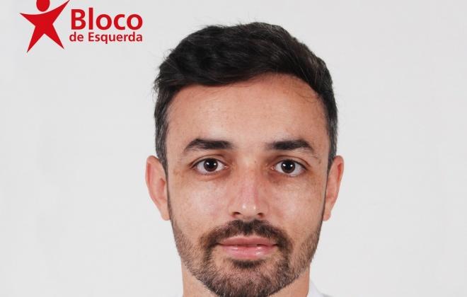 Autárquicas2021: Ruben Pereira é o candidato do BE à Junta de Freguesia de Ermidas-Sado
