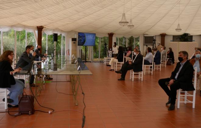 Conselho Estratégico da CIMAL reuniu em Santiago do Cacém