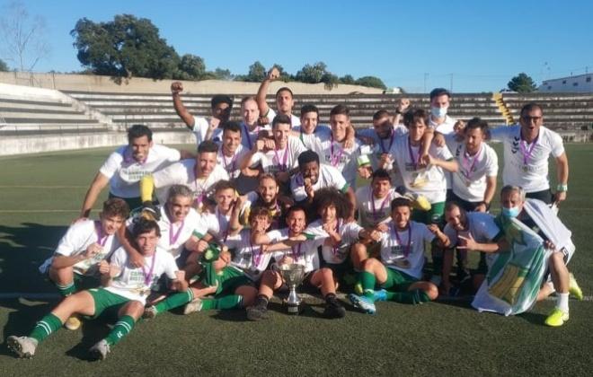 Vitória de Setúbal sagrou-se campeão da 2.ª divisão da A.F. Setúbal