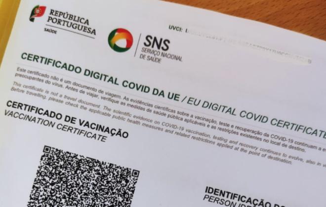 Freguesia de Sines disponibiliza serviço de obtenção do Certificado Digital - Covid 19