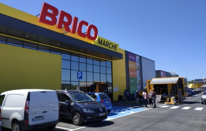 Bricomarché inaugura esta quinta-feira uma loja em Sines