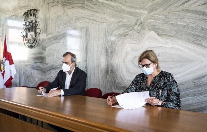 Município apoia a Associação do Comércio Local de Sines com 10 mil euros