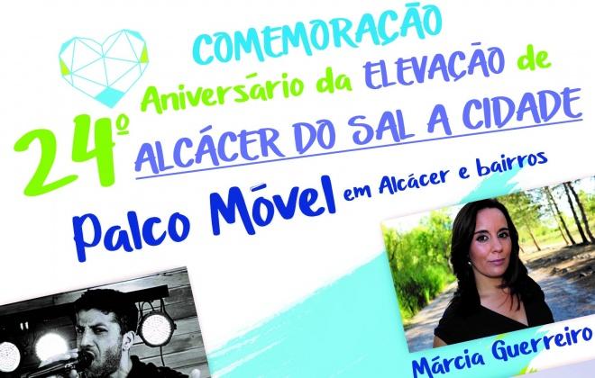 Alcácer do Sal celebra hoje 24 anos de elevação a cidade