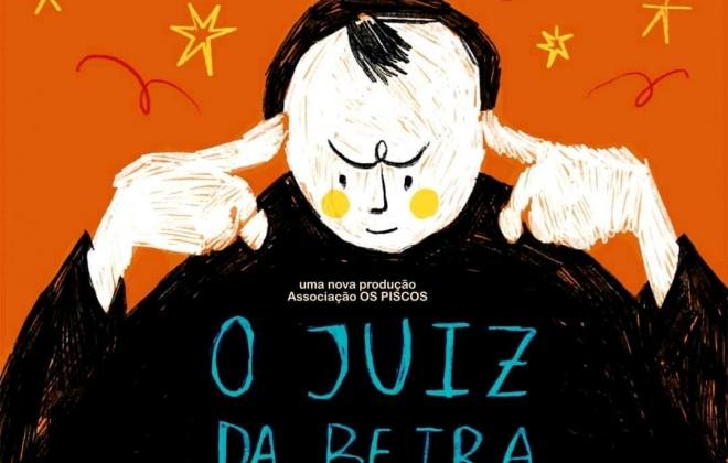 """Teatro do Mira apresenta """"O Juiz da Beira"""" em São Luís"""