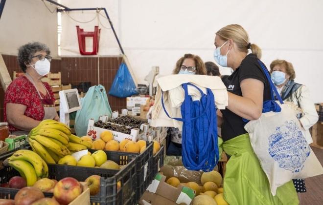 Município de Sines e COMSINES promovem reutilização de sacos