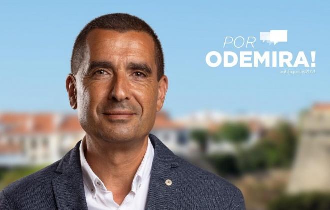 Autárquicas2021: Francisco Lampreia é o candidato do PS à Freguesia de Vila Nova de Milfontes