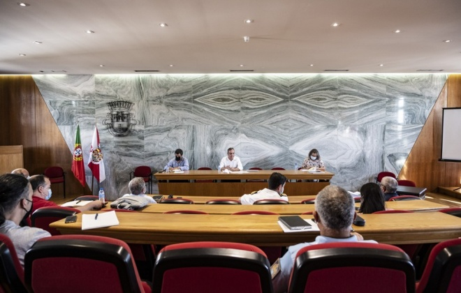 Autoridades reforçam medidas de combate ao Covid-19 em Sines