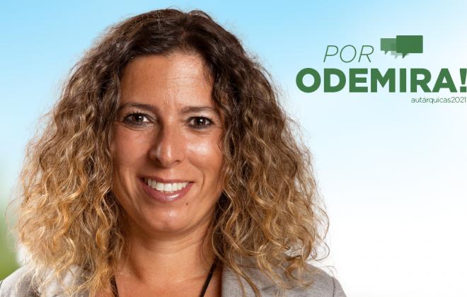 Autárquicas2021: Ana Aleixo é a candidata do PS à Assembleia Municipal de Odemira