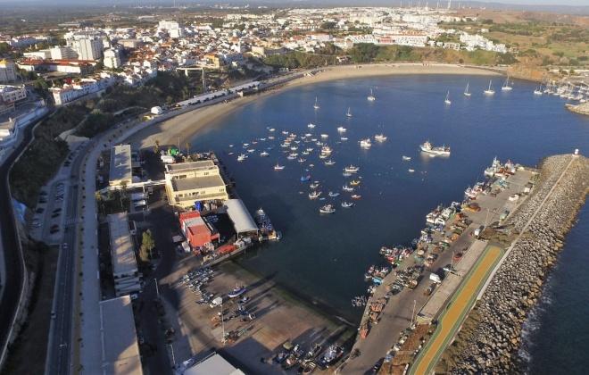 Docapesca investe 1,2 milhões de euros no porto de pesca de Sines