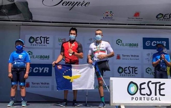 Flávio Pacheco vence Taça de Portugal de paraciclismo