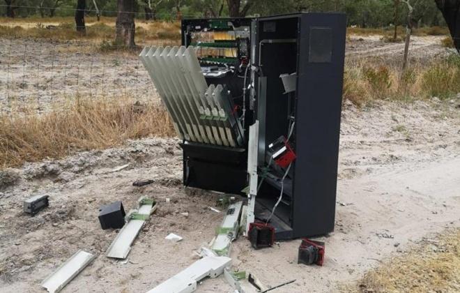 GNR recupera uma máquina de tabaco e uma viatura em Alcácer do Sal
