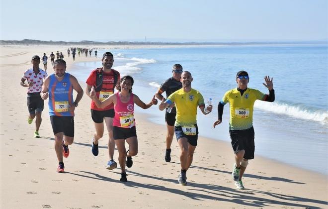 Ultra Maratona Atlântica Melides-Tróia realiza-se no domingo