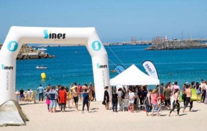 Sines recebe este sábado a 17.ª Prova de Mar Baía de Sines
