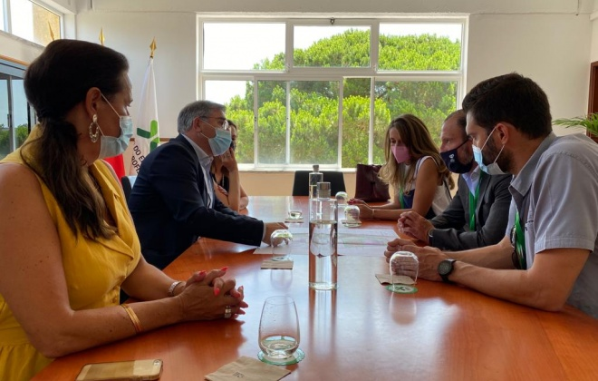 Centro de Formação do IEFP em Vila Nova de Santo André para formar todo o Alentejo Litoral