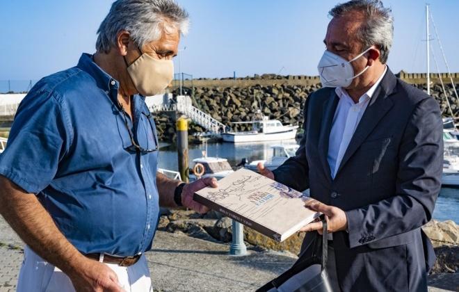Veleiros comemoram viagem de Fernão de Magalhães