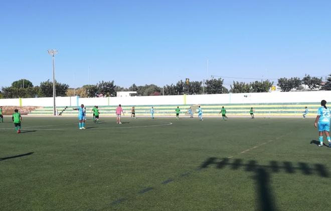Ginásio Clube de Sines perdeu em Alcácer do Sal por 4-1