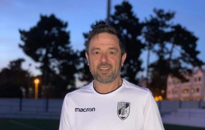 Fernando Candeias é o novo treinador do Odemirense